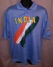 India National Team Omtex Cricket Jersey VGC - Mens Size 42 (US Large)