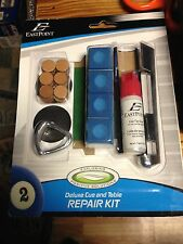 POOL & BILLIARD TABLE & CUE STICK REPAIR KIT NEW IN PACK