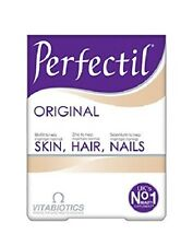 Vitabiotics Perfectil Triple Active Skin, Hair & Nails Tablets (30) *S*