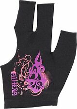 Athena Heartburn with Finger Openings Pool Billiards Glove