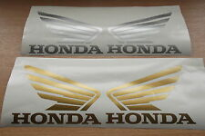 X2 HONDA Wings Sticker Decals Vinyl,motorcycle decalsa