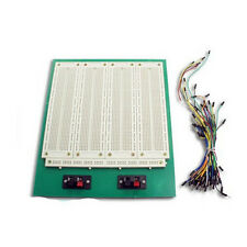 4 in1 700 Point SYB-500 Tiepoint PCB Solderless Breadboard + 65pcs Jumper Wire
