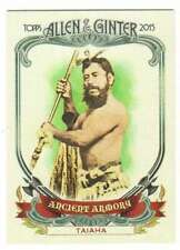 2015 Topps Allen and Ginter Ancient Armory #AA-13 Taiaha