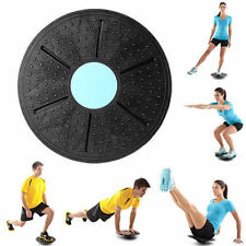 360 Rotation Wobble Balance Board Stability Disc Yoga Training Fitness Exercise