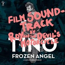 ROY & THE DEVIL'S MOTORCYCLE - TINO-FROZEN ANGEL  CD + DVD NEU