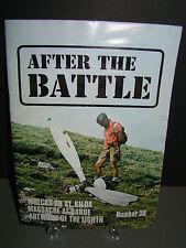 """""""AFTER THE WAR"""" MAG~MASSACRE AT BANDE, WRECKS ON ST KILDA, ARTWORK OF EIGHTH AF"""
