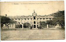 CPA Nouvelle-Calédonie - Nouméa - La Caserne d'Infanterie le jour du 14 Juillet