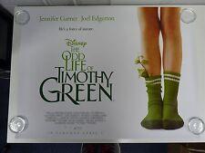 The Odd Life of Timothy Green Comedy Original Film / Movie Poster Quad 76x102cm