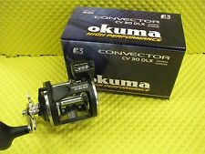 Okuma Convector CV 30DLX Left Hand Retrieve Line Counter Trolling Reel