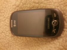 Samsung SGH A927 Flight II Black (AT&T) Touchscreen NO DATA PLAN