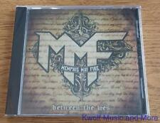 "MEMPHIS MAY FIRE  ""Between The Lies""    NEW    (CD, 2010)"