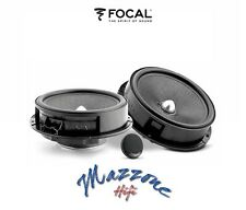 FOCAL INTEGRATION IS165VW GOLF 6 KIT 2 VIE 120W WOOFER TWEETER PLUG&PLAY