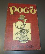 1951 POGO by Walt Kelly SC VG 182 pgs Simon & Schuster 1st Ed.
