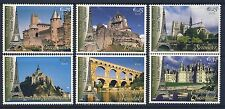 UN - Vienna 2006 France World Heritage . Booklet Singles/6 . Mint Never Hinged