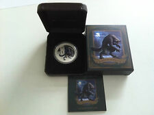 2013 $1 Mythical Creatures Werewolf 1oz Silver Proof Coin