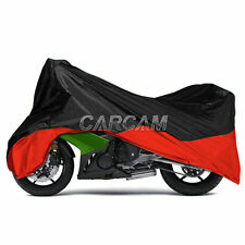 Red 180T Motorcycle Storage Cover For Honda Goldwing Gold Wing 1800 GL1800 XXXL