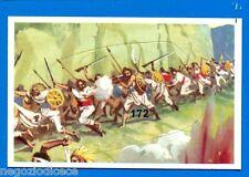 BATTAGLIE STORICHE -Ed. Cox- Figurina/Sticker n. 172 - FANTERIA -New