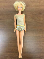 VINTAGE BARBIE BLONDE CASEY DOLL IN OSS