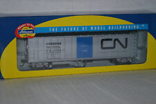 Athearn 7550 CN Canadian National 50' Smooth Side Reefer Ho Scale