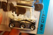 HOT WHEELS Modified Custom Real Riders Mars Rover Curiosity Space Car H2j
