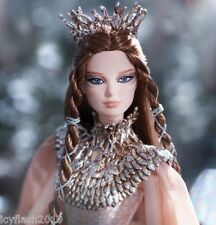 Faraway forest lady of the white woods barbie doll