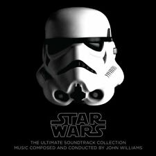 STAR WARS - 10 x CD + DVD BOXSET - LIMITED EDITION - JOHN WILLIAMS
