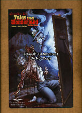 1 B39 2008 Tales From Wonderland Mad Hatter NM- Rich Bonk Variant A Grimm Fairy