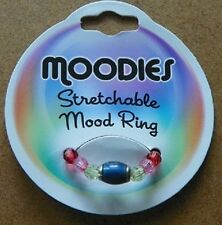 STRETCH BEADED MOOD RING #10