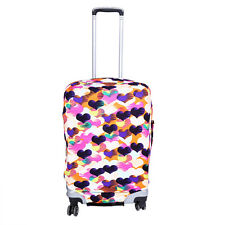 """22-24"""" Elastic Dust-proof Travel Suitcase Protective Cover Luggage Protector Bag"""