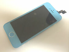 New Light Blue LCD Lens Touch Screen Display Digitizer Replacement for iPhone 5S