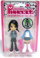 Pinky:st Street Series 1 PK002 Pop Vinyl Toy Figure Doll Cute Girl Bratz Japan