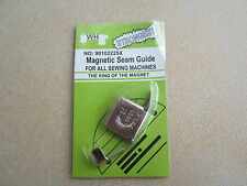 Magnetic Seam Guide Sewing Machine Foot For Domestic & Industrial Brother Singer