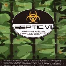 SEPTIC VII 7 Skinny Puppy MIND IN A BOX Seabound KMFDM