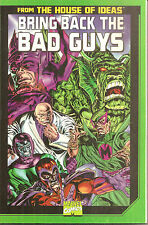 Bring Back The Bad Guys  SC  TP   New  OOP  40% OFF