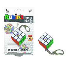 Rubik's Cube Key Ring ~ The Rubiks Cube Keychain ~ Winning Moves #5016