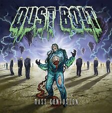 DUST BOLT - MASS CONFUSION   CD NEU