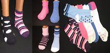 5 Paar Kuschelsocken Bettsocken Flauschsocken Wintersocken  ABS Damen Socken