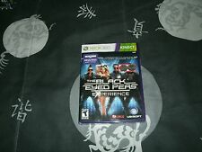 Black Eyed Peas Experience For Xbox 360 Brand New Factory Sealed
