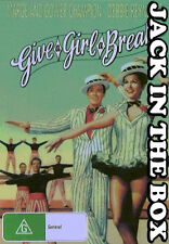 Give A Girl A Break DVD NEW, FREE POSTAGE WITHIN AUSTRALIA REGION ALL