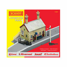 HORNBY R8227 Accessories Pack 1 Buildings