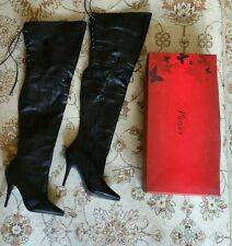 Pleaser legend 8899 leather boots size 10 never used