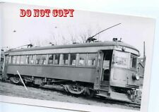 6G080 RP 1950 NIAGARA ST CATHARINES TORONTO RAILWAY CAR #67 ST CATHARINES ON