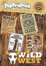 Poptopics: Wild West #3 (Poptropica), West, Tracey