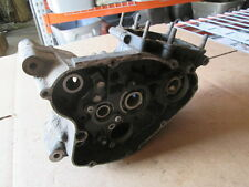Suzuki 1980 PE175 Crankcases Ignition Coil Shift Drum Etc Parts Lot