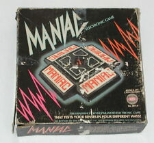 Ideal Maniac Electronic Game MIB Tested & Working - Complete - Nice Condition