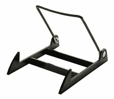 Gibson Holders 12-Pack Wire Display Stand 2PL sturdy acrylic plate easel Black