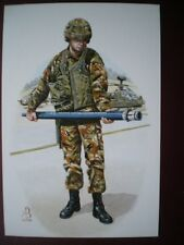 POSTCARD ARMY AIR CORPS GROUND CREW 2002 ALIX BAKER
