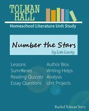 Number the Stars by Lois Lowry: a Homeschool Literature Unit Study by Rachel...