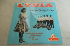 LYDIA AND HER MELODY STRINGS EP 45 DUTCH
