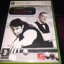WSC Real 09 Xbox 360 Game